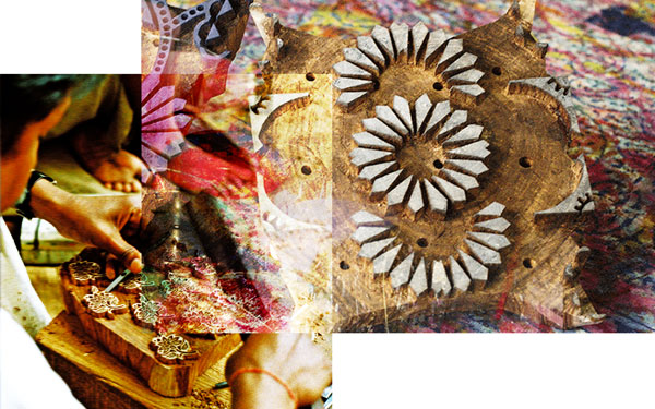 Le Savoir-faire - Batik indien - Antik Batik