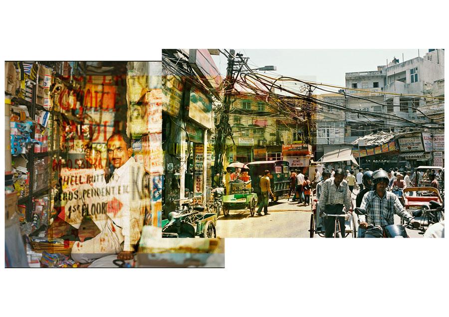 Dehli - ville - Inde - Antik Batik