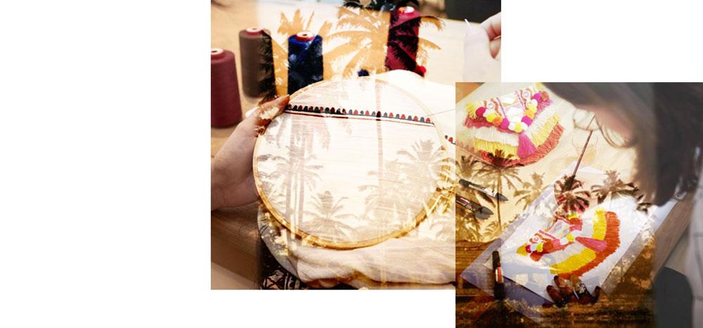 La Maison - Fait avec amour - Antik Batik