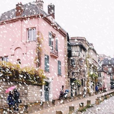 Paris is always a good idea for Holidays