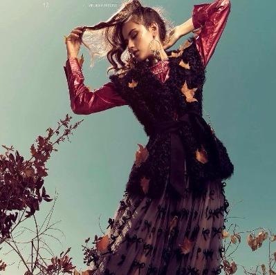Autumnal vibe @shubamagazine