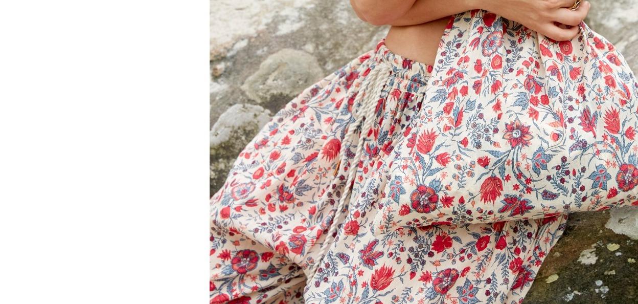 Pantalon Annie Antik Batik