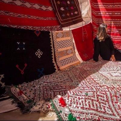 Amazing carpets