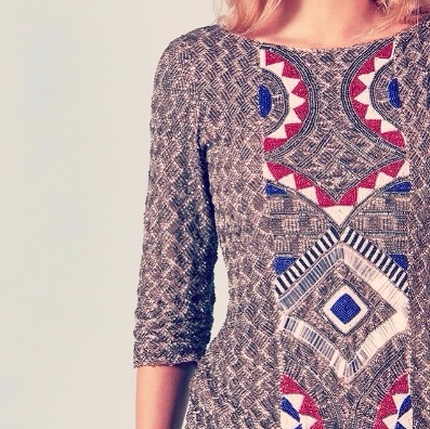 Let Antik Batik make you shine with the Koroc dress