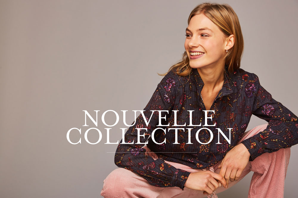 Nouvelle Collection Hiver
